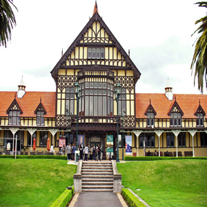Absolutely stunning architecture in NZ.